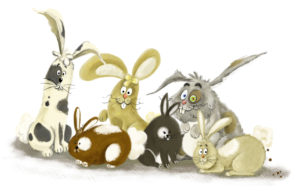 What if Bunny Poo was Square? - Bunnies